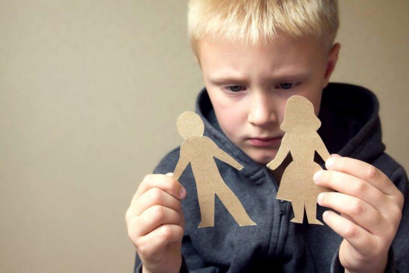 Disegno di legge Pillon svolta a favore dei bambini con genitori divorziati