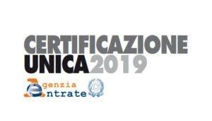 Certificazione Unica 2019: cos'è, redditi da dichiarare e scadenze