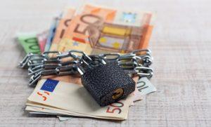 Pignoramento del conto corrente e beni immobili