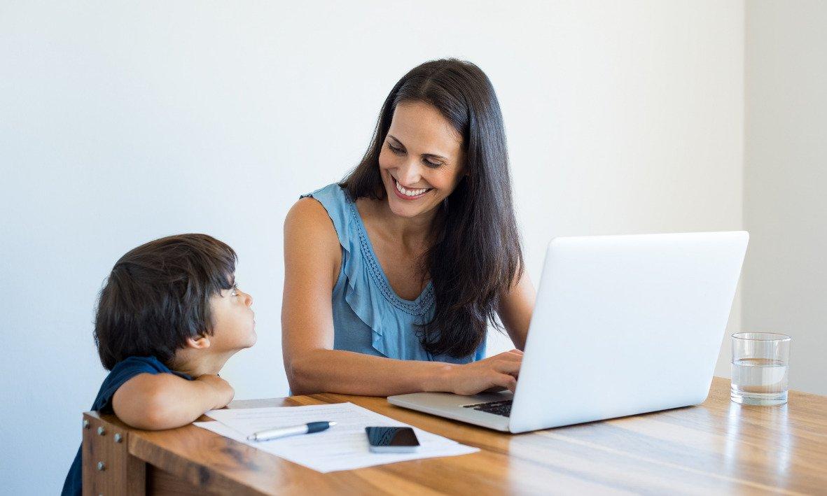 Smart working o congedo straordinario per genitori con figli in quarantena