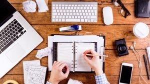 Infortunio in smart working
